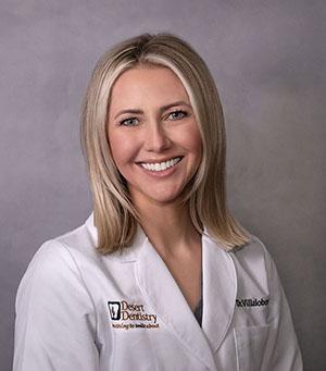 Dr Villalobos of Desert Dentistry