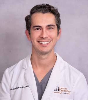 Dr Michael Lukavsky of Desert Dentistry